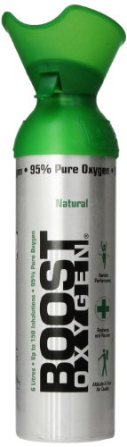Boost Oxygen Natural Energy in a Can, 22 Ounce (O2 Bar compare prices)