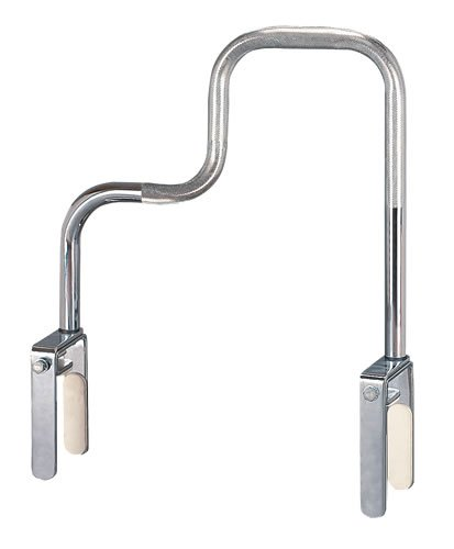 Tub Rail - Bathtub safety rail-high profile, 1
