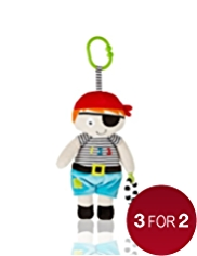 Play & Go Activity Pirate Toy