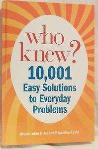 Who Knew 10,001 31Q-c2NcguL