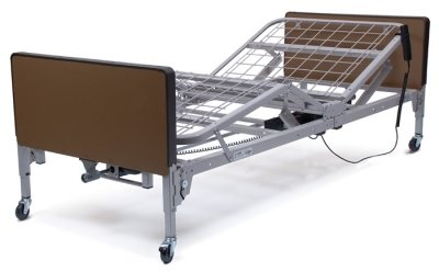 Graham-Field Us0458 Patriot Full Electric Low Homecare Bed