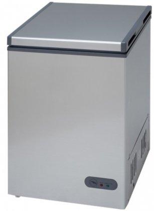 Avanti CF10016PE Chest Freezer, 3.5 cu. ft., Platinum Finish