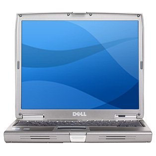 Dell Latitude D610-1.73 Laptop Wireless Computer (Refurbished)