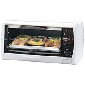 Black & Decker TRO2000 19 Liter Toaster Oven (220 Volt) It will not work in the USA or Canada