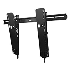 Ultra-Thin Tilting TV Wall Mount Universal brackets fit most flat-panel TVs 37 - 80 Includes a 3 year warranty