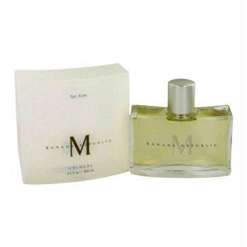 M Cologne by Banana Republic for Men. Cologne 3.4 Oz / 100 Ml
