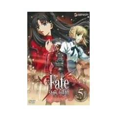 Fate/stay night 5 [DVD]