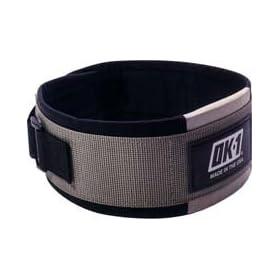 ok1 heavy lifting belt 5 inches wide size medium back