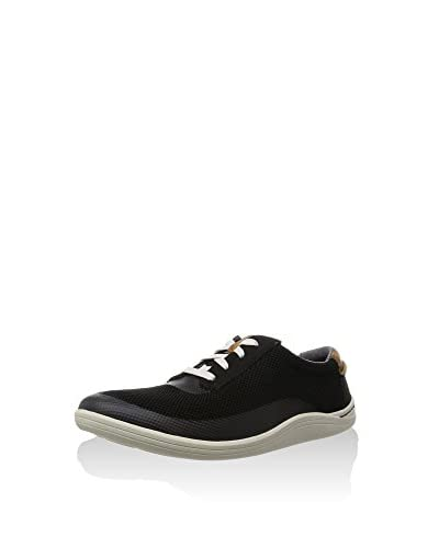 Clarks Zapatillas Mapped Edge Negro
