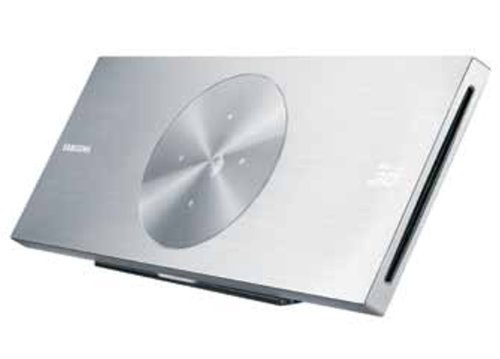 Samsung BD-D7500 3D Blu-ray Disc Player (Silver) [2011 MODEL]