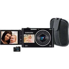 Samsung 16MP Camera / 4GB SD / Case Bundle