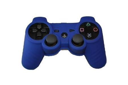 PS3 Controller Silicon Sleeve Protector - Blue