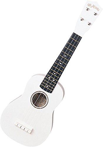 AlaMoana Ala Moana ukulele white UK-800/WH (with soft case)