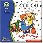 Caillou - Magic Playhouse
