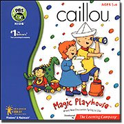 Caillou - Magic Playhouse front-715102