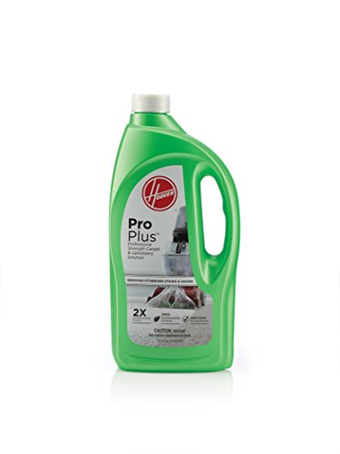 Hoover 2X ProPlus Professional Strength Carpet Cleaner & Uph