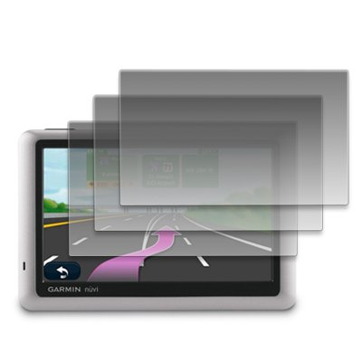 EMPIRE 3 Pack of Screen Protectors for Garmin nüvi 1400