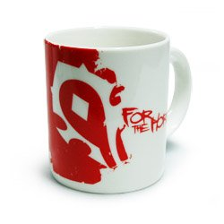 Blizzard For the Horde World of Warcraft Coffee Mug