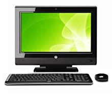 HP TouchSmart 310-1020 All-in-One Desktop PC - Black