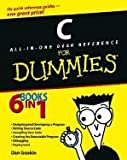 img - for C All in One Desk Reference For Dummies [PB,2004] book / textbook / text book