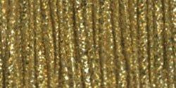 Tobin Craft Trim-Gold -Glitter; 6 Items/Order
