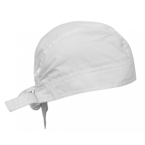 Premier Chefs Zandana / Hat / Chefwear (One Size) (White) (Mens Restaurant Work Pants compare prices)