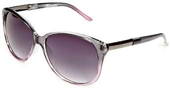 M: Uk - Lunette - Femme - Gris (Grey/Pink Grad) - Taille Unique