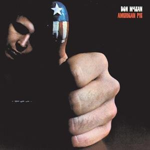Original album cover of American Pie by Don McLean