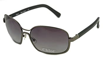 AUTHENTIC CHLOE SUNGLASSES CL 2107 PEWTERENTIC SHADES