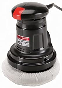 """Drill Master 120 Volt 6"""" Compact Palm Polisher"""