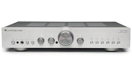 Cambridge 350A Amplificateur intégré 50W Finition Argent