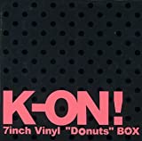 "K-ON! 7inch Vinyl �gDonuts"" BOX [Analog]"