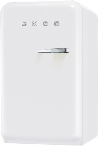Smeg FAB10HLB réfrigérateur - réfrigérateurs (Autonome, Blanc, A+, Gauche, SN, T)