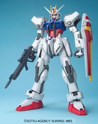 Gundam Seed Strike Gundam Scale 1/60 - Buy Gundam Seed Strike Gundam Scale 1/60 - Purchase Gundam Seed Strike Gundam Scale 1/60 (Gundam, Toys & Games,Categories,Action Figures,Statues Maquettes & Busts)