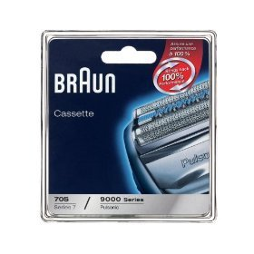 Braun Shave Accessories Series 7 Combination 70S Form 9000 Pulse 1 ea