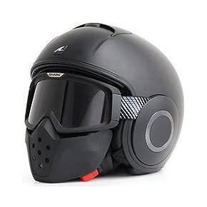 Shark シャーク Raw Helmet ヘルメット マットブラック L(59~60cm)