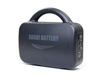 システムトークス スゴイバッテリー DX 【リチウムデラックスタイプ】Ver2 SGB-MDC300LP2-DX