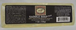 Saddle Soap Plus Bar, 7 oz