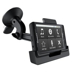 Motorola Vehicle Dock for DROID X & Droid X2 with Rapid Car Charger - Motorola Retail Packaging by Motorola