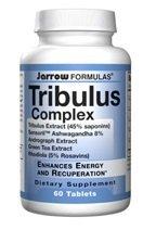 Jarrow Tribulus complexe (60 Tabs) (Multi-Pack)