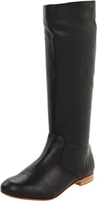 FRYE Women's Jillian Pull-On Boot,Black,5.5 M US