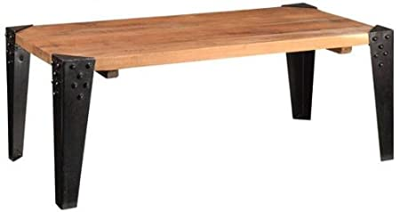 "Upton Coffee Table, 18""Hx50""W, RECLAIMED"