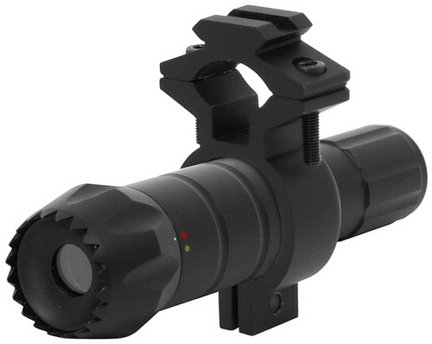 Ncstar Red And Green Laser With Universal Rifle Barrel Mount/Pressure Switch (Arlsrg)
