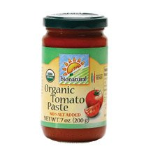 Bionaturae Organic Tomato Paste ( 12x7 OZ) ( Value Bulk Multi-pack)