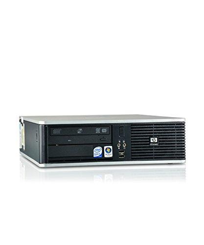 Refurbished Office PC HP COMPAQ DC7900SFF - Intel Core 2 Quad Q8400 2x 2666MHz, 4GB RAM, 250GB HDD, Intel GMA 4500, DVD-RW, Windows 7 Professional