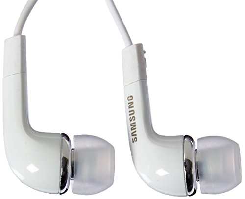 Samsung 3.5mm Stereo Headset with Remote & Microphone for Samsung Galaxy Note 2 II - White