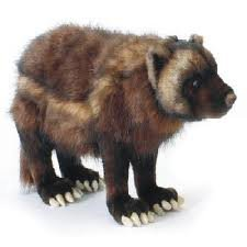 Wolverine Stuffed Animal<br>20 Inches