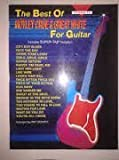img - for The Best of M tley Cr e & Great White for Guitar: Dual Dynamite (Includes Super TAB Notation) book / textbook / text book