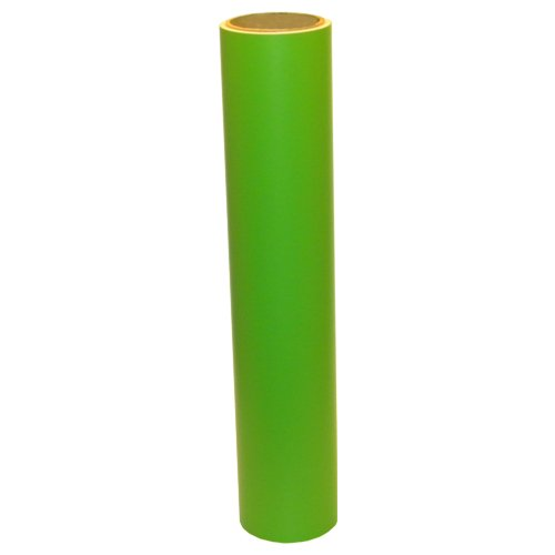 Vinyl Oasis Craft & Hobby Vinyl - Matte Lime Tree Green W/ Removable Adhesive - 12 In. X 10 Ft. Roll front-792030