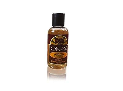 Okay Castor Oil, Jamaican, 4 Ounce